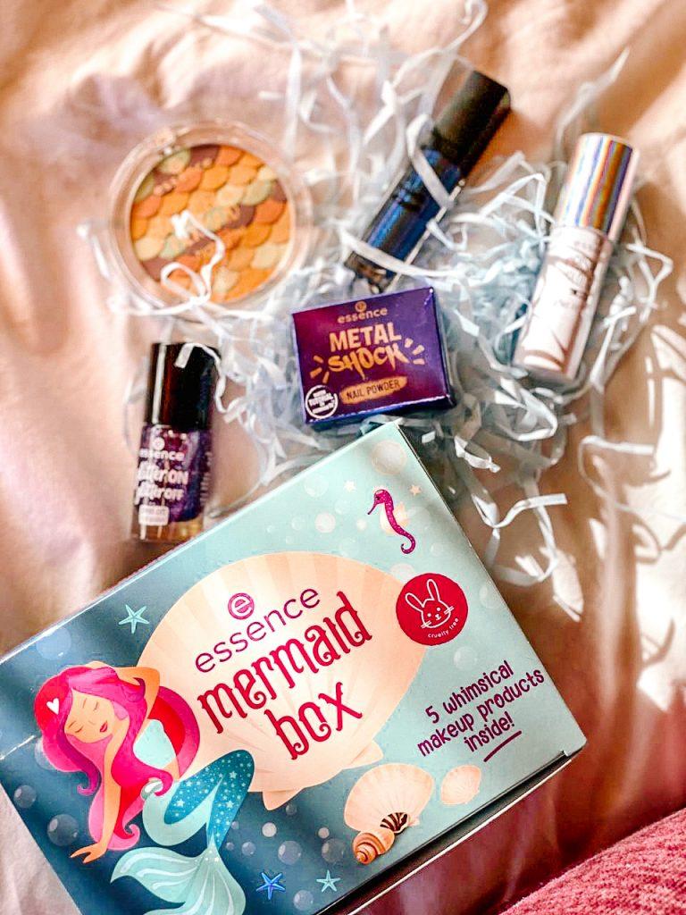 Whimsical Mermaid Box
